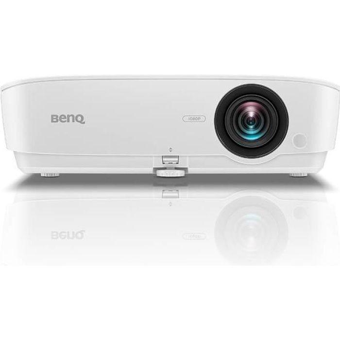 BENQ MH535 Projecteur Professionnel Full HD 1080p - Éco responsable - HDMI - Blanc