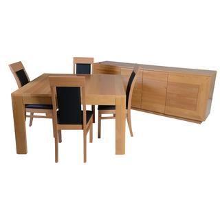 ensemble buffet et table aulne achat vente salle