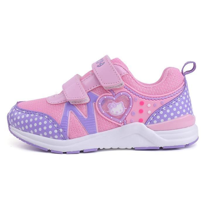 IZTPSERG Enfants Chaussures baskets Bébé fille