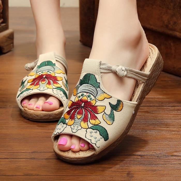 Plage de Femme Chaussures Mules Femme Mules Chaussures nXYfwvRg