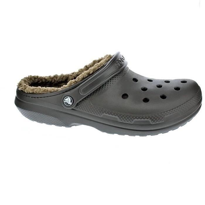 Chaussures Crocs FemmeSabot modèle Freesail PlushLined Clog l9La2