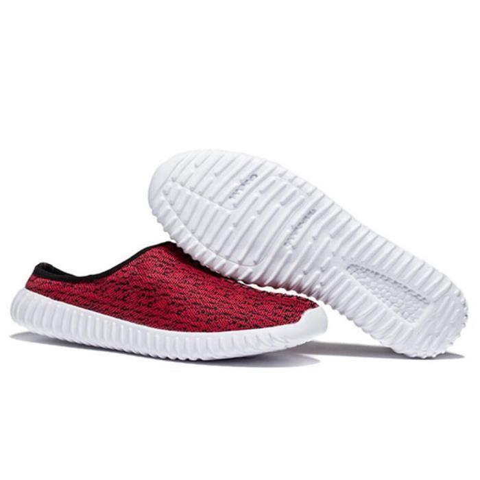 Homme Pantoufles nouveau mode Haut qualitéConfortable pour hommes qualité supérieure pantoufles occasionnels Grande Taille 41-46