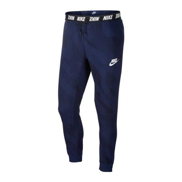 6e9d565bb92 Pantalon de survêtement Nike Sportswear Advance 15 - 885939-429 Bleu ...