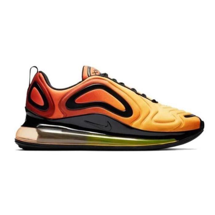 acheter en ligne 0bbba 821ed Nike Air Max 720 Chaussure pour Homme Orange Orange - Achat ...