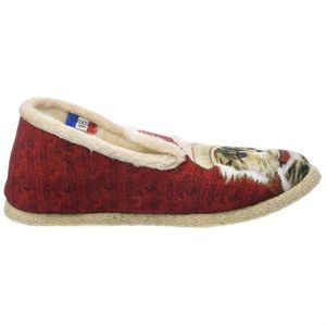 Chinon, Chaussons Bas Femme, Rouge (Rouge), 39 EURondinaud