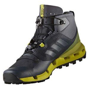 best authentic d712b 4425f ... CHAUSSURES DE RANDONNÉE Chaussures homme Randonnée Adidas Terrex Fast  Mid. ‹›