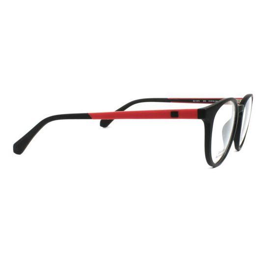 c92ccf24e82d48 Lunettes de vue Guess GU1873 -2 Noir mat - Rouge mat Noir mat - Rouge mat -  Achat   Vente lunettes de vue Lunettes de vue Guess Femme Adulte Noir -  Soldes  ...