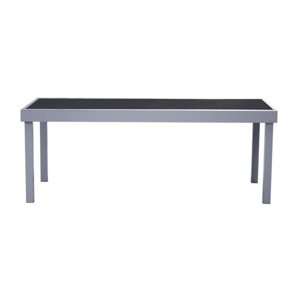 De Jardin En Et Aluminium 10 1 Salon Chaises Atlantique Table bgf6IvYy7