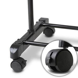 penderie sur roulette achat vente penderie sur. Black Bedroom Furniture Sets. Home Design Ideas