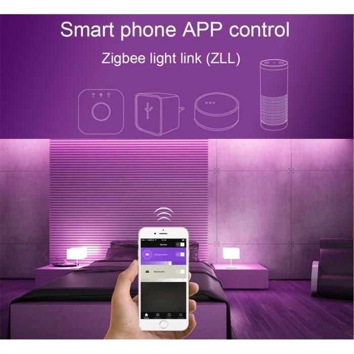 parleurs Gledopto Pour mo1957 Contrôle Amazon Ampoule Cct App Avec Compatible Rvb Smarte27 Haut wgxw6Pr