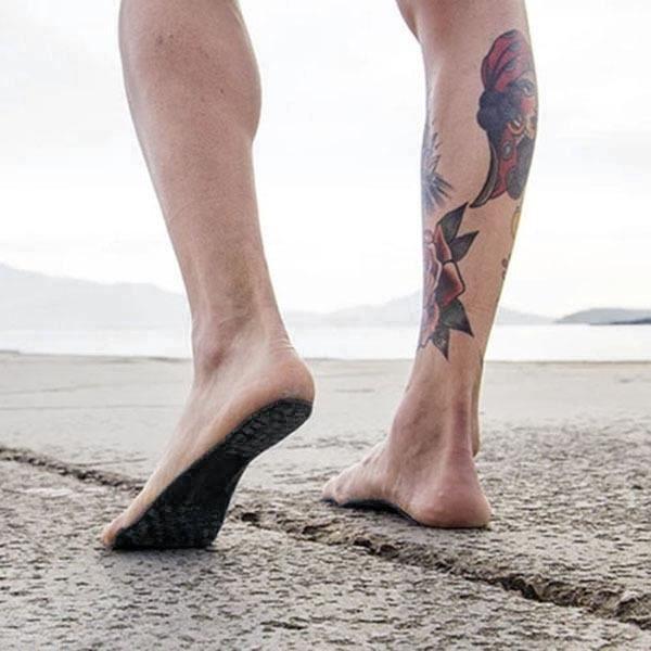 dérapant Longueur Taille cm Sandales Tong Semelle Invisible Summer Beach 21 Noir Claquette S anti intérieure PtBPq