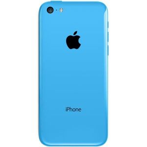 SMARTPHONE Apple iPhone 5C 16Go Bleu - Occasion Comme Neuf