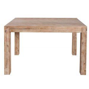 Table Salle A Manger En Bois Blancs Achat Vente Pas Cher