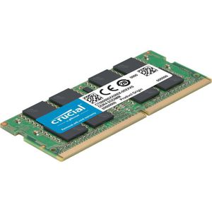 MÉMOIRE RAM CRUCIAL Mémoire PC DDR4 PC19200 C17 SO DIMM 2400MH