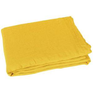 drap plat lin achat vente pas cher. Black Bedroom Furniture Sets. Home Design Ideas