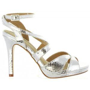 Sandales pour Femme MARIA MARE 66711 C3887 TEXTIL ROJO 2wJ4a