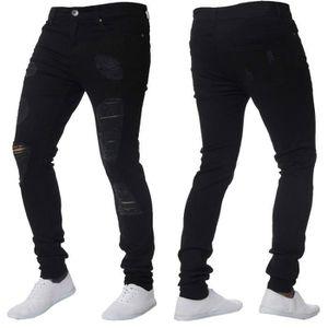 07ba63fdc8182 Jeans homme - Achat   Vente Jeans Homme pas cher - Soldes  dès le 9 ...