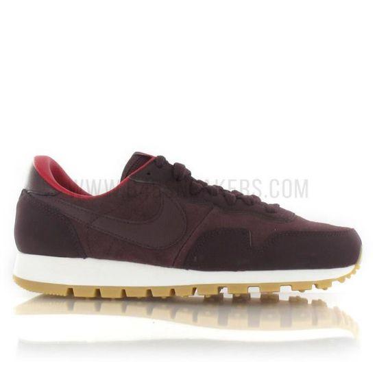 info pour 50f6b 04feb Nike Air Pegasus 83 femme rouge bordeaux - Prix pas cher ...