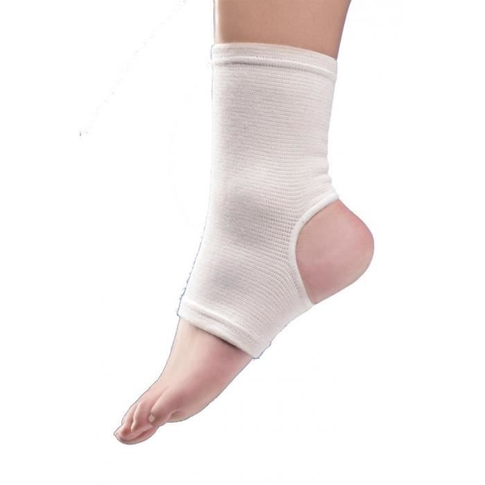 Bandage Cuivre Rheumatend - Cheville S/M (19-26cm)