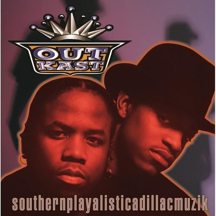 Outkast Southernplayalisticadillacmusik (1 Lp)