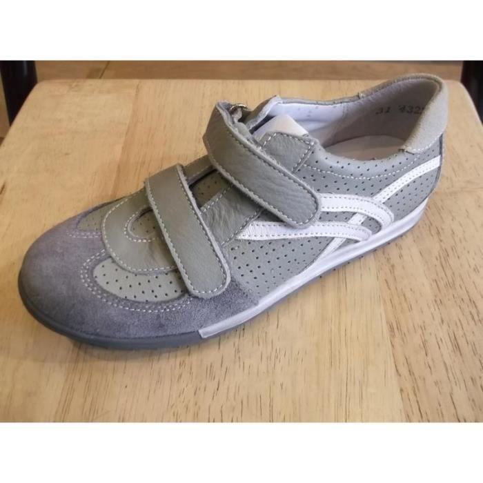 Chaussures enfants Baskets garçons Little Mary P34 xU9XYR