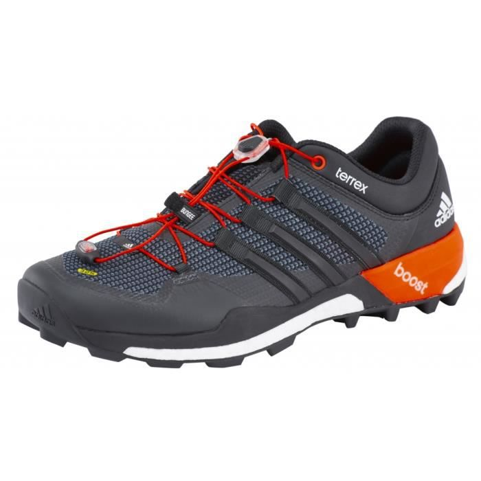 Rougenoir Boost D'approche Terrex Chaussures Homme Adidas 80nmwN