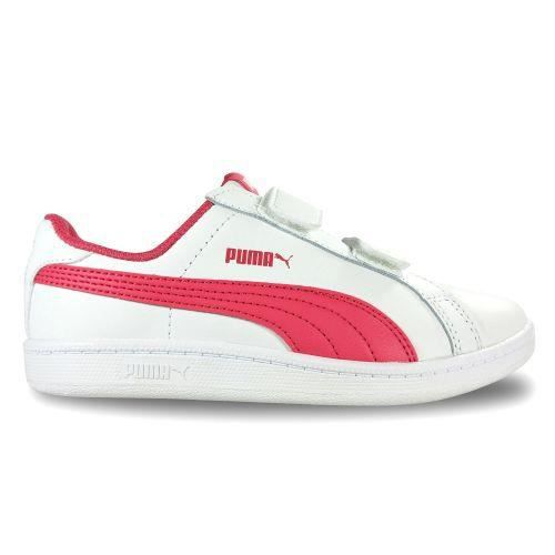 Puma Tekkies Jam Turquoise-Blanc - Chaussures Baskets basses Femme