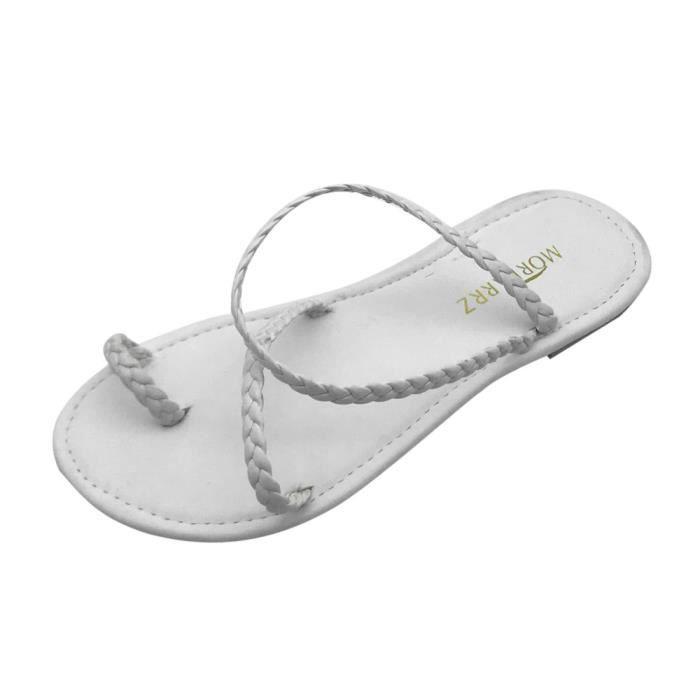 Sandales Espadrilles Xym80509902wh Blanc Femmes Pour Plates D't Lacets UwxaTIU
