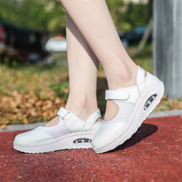 Poids Sneakers Femme Luxegrande Antidrapant Suprieure Plus De Chaussures Baskets Couleur Taille Marque Lger EUdwz77q