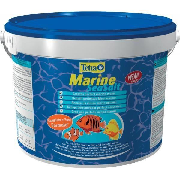 Tetra Marine Sel De Mer (poids: 20 Kg
