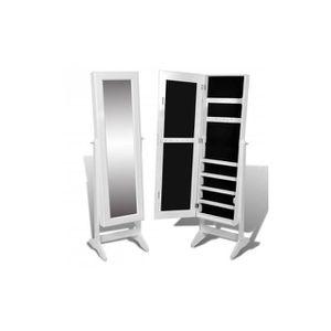 Miroir rangement bijoux - Achat / Vente pas cher