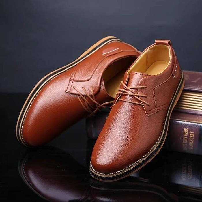 Mocassins pour homme Chaussures de villeChaussures confortables et légères