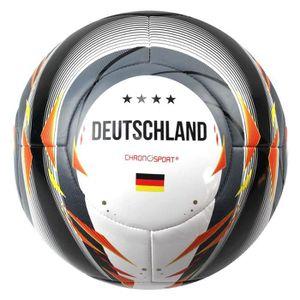 BALLON DE FOOTBALL CHRONOSPORT Ballon de Foot Allemagne T5