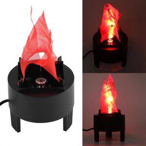 LAMPE ET SPOT DE SCÈNE 3W Lampe à effet de flamme pour la fête, le bar ,l