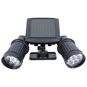 SPOT D'EXTÉRIEUR  Ridgeyard Spotlight Solaire, 14pcs LED Lumières à