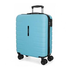 TROLLEY MATERIEL Etui cabine rigide Movom Turbo bleu ciel -55x39x20