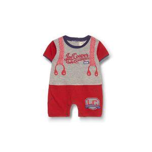 34bd031b98646 GAINE - COMBINAISON Lee Cooper - barboteuse - bébé garçon - rouge
