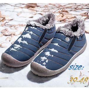Bottes pour Hommenoir 8.5 hiver homme extérieur Chaussures imperméables conception populaires _53108 Ng6WnySCz
