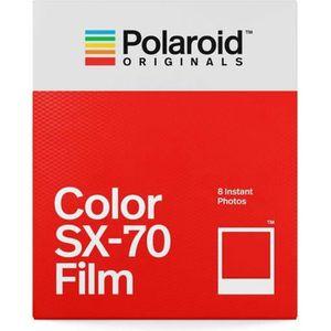 PELLICULE PHOTO POLAROID ORIGINALS 4676 - Film couleur pour SX-70