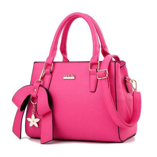 Bandouliere Cuir En De Rouge Pochette Classique Chaine Luxe Femme 5A4LRj