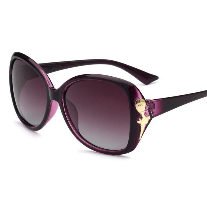 lunettes de soleil soleil polarisées nouvelles 2018 lunettes exquis de femmes Fq5UxA8w