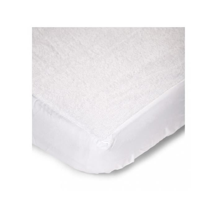 Drap-housse imperméable pour lit bébé 60x1
