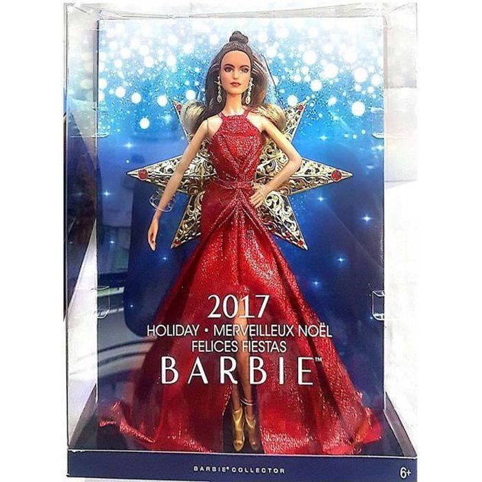 Poupee barbie de noel achat vente jeux et jouets pas chers - Barbie de noel 2012 ...
