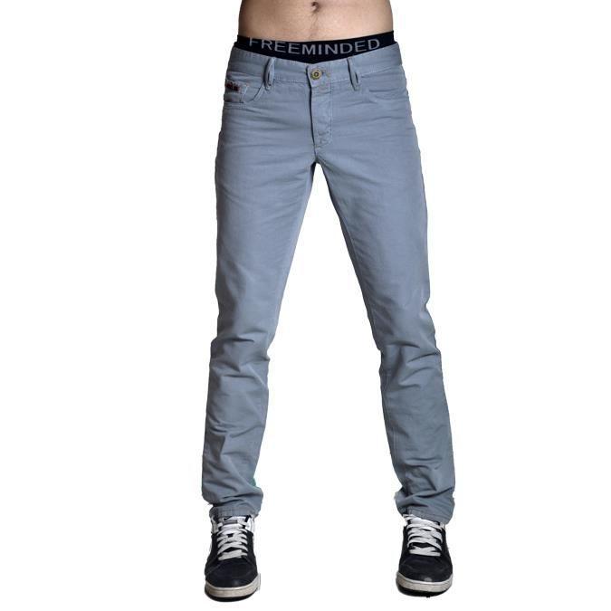 Pantalon homme coupe slim