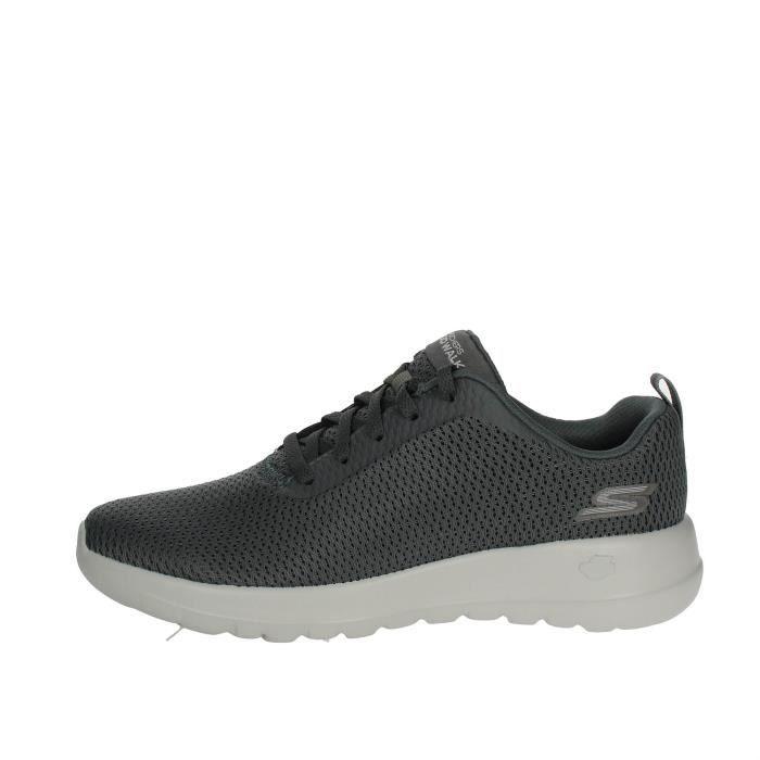 Skechers Petite Sneakers Femme Gris, 40