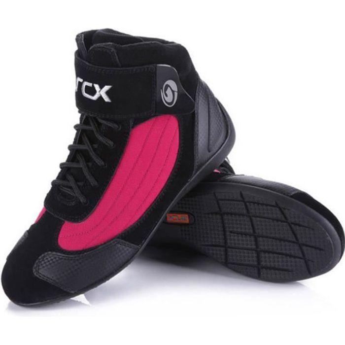 Hommes Chaussures Moto Pour De Et Femmes n0wvmNO8