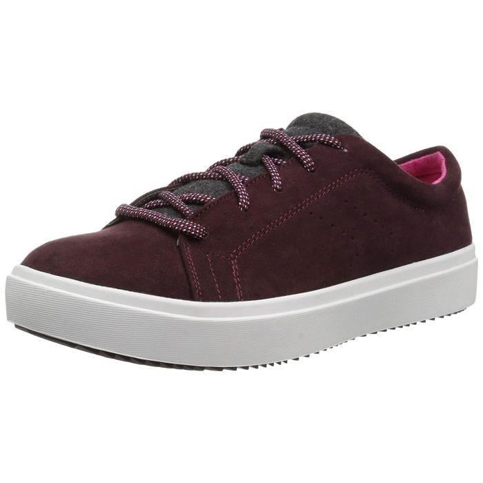 080d173284f5d9 Femmes Dr. Scholl's Chaussures De Sport A La Mode Rouge Rouge ...