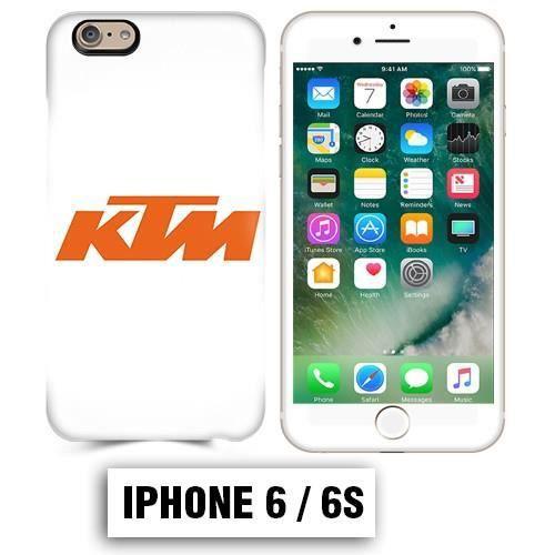 coque iphone 6 ktm