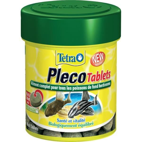 Tetra - Pleco Tablets 66 Ml