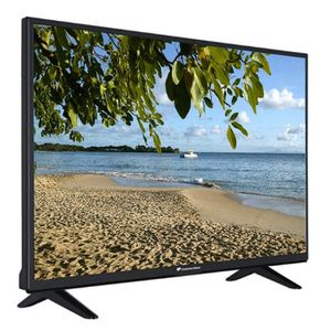 CONTINENTAL EDISON TV 4K UHD Smart 108cm(43??)